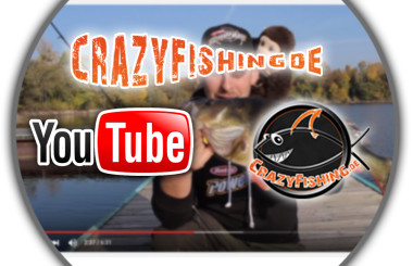 CrazyFishing Youtube-Kanal