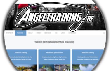 Angeltraining.de – Erfolgreich Angeln, nicht nur für einen Tag!