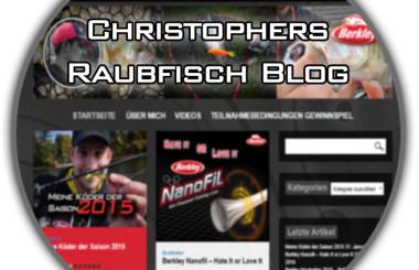 Mein Raubfisch-Blog – Berkley Sponsor Blog