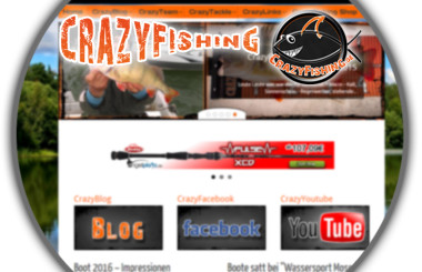 CrazyFishing.de – Freier Blog
